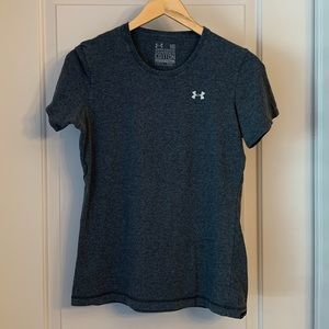 Under Armour Semi-Fitted Charged Cott…